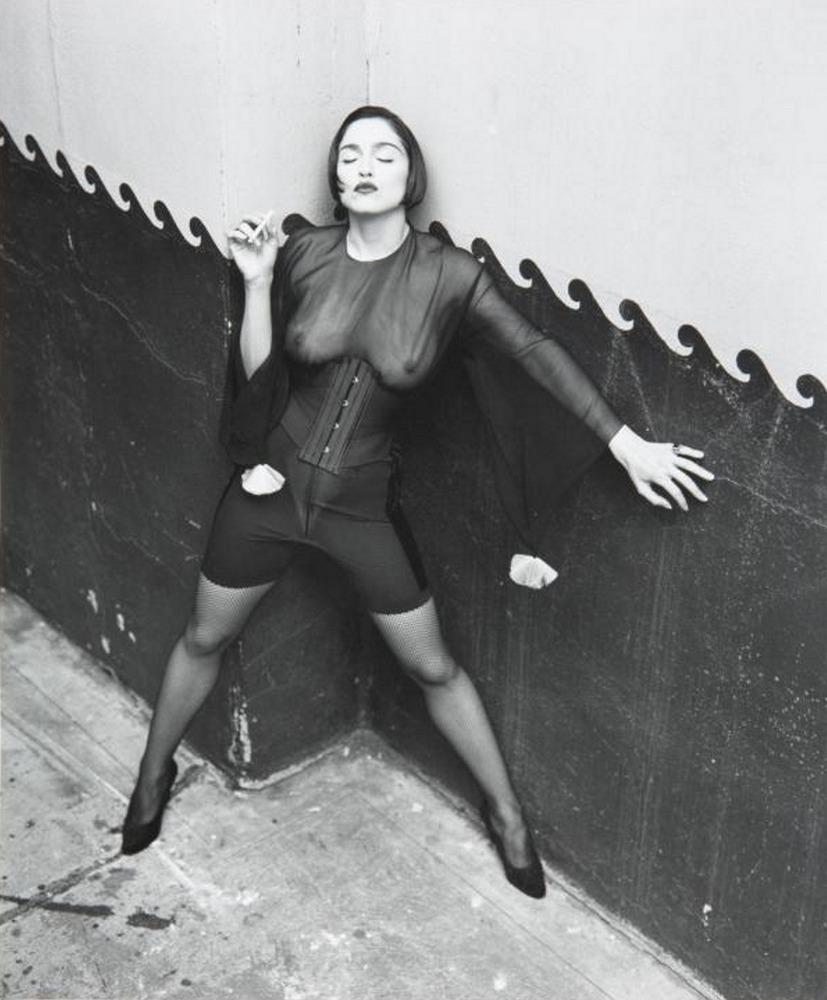 Madonna See-thru pics 1