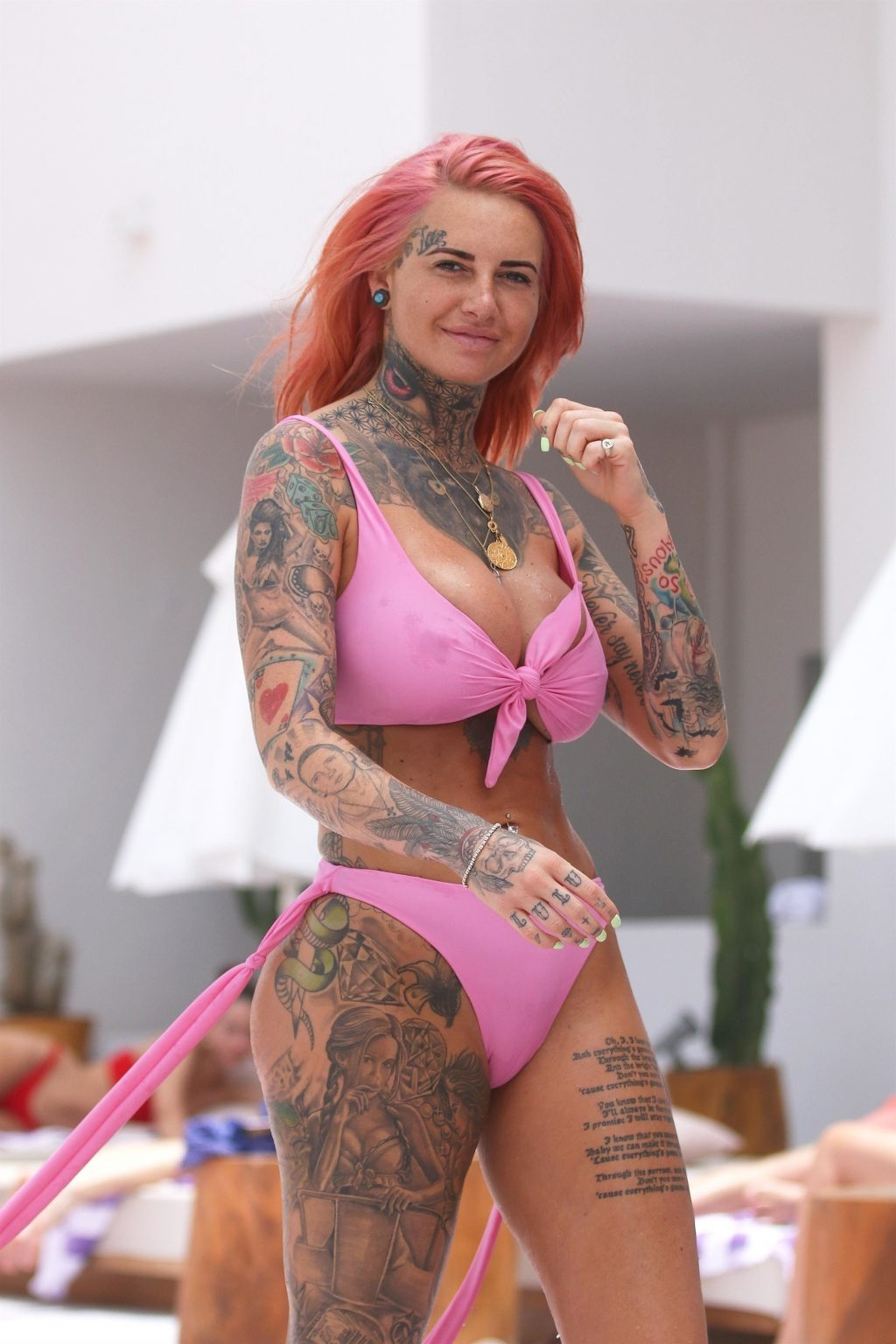 Jemma Lucy Sexy girlfappening.com 1