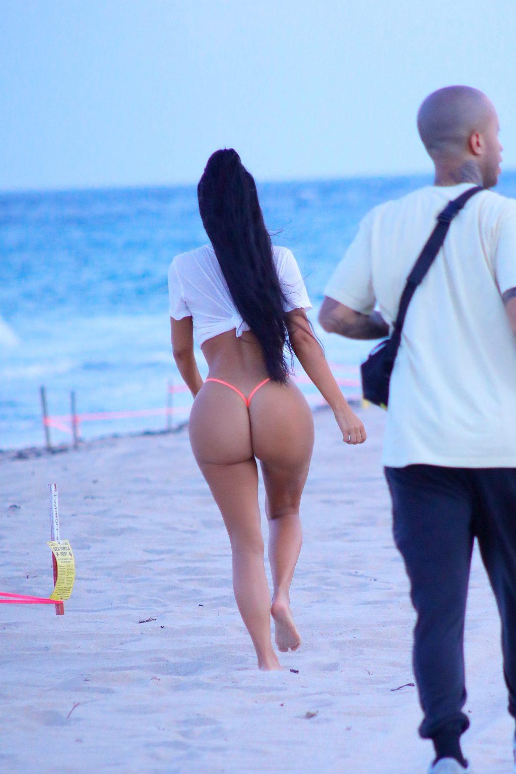 Kim Kardashian Ass girlfappening.com 1