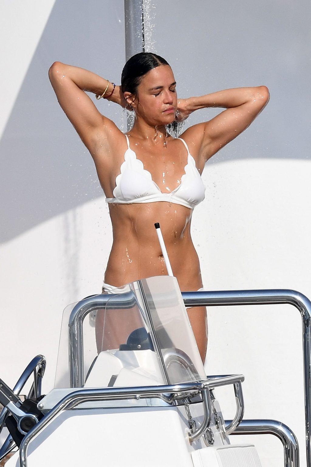 Michelle Rodriguez Bikini girlfappening.com 1