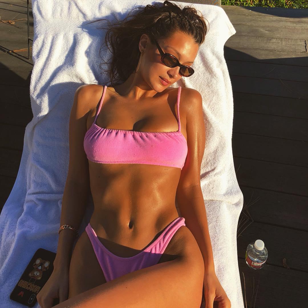 Bella Hadid Bikini girlfappening.com 1