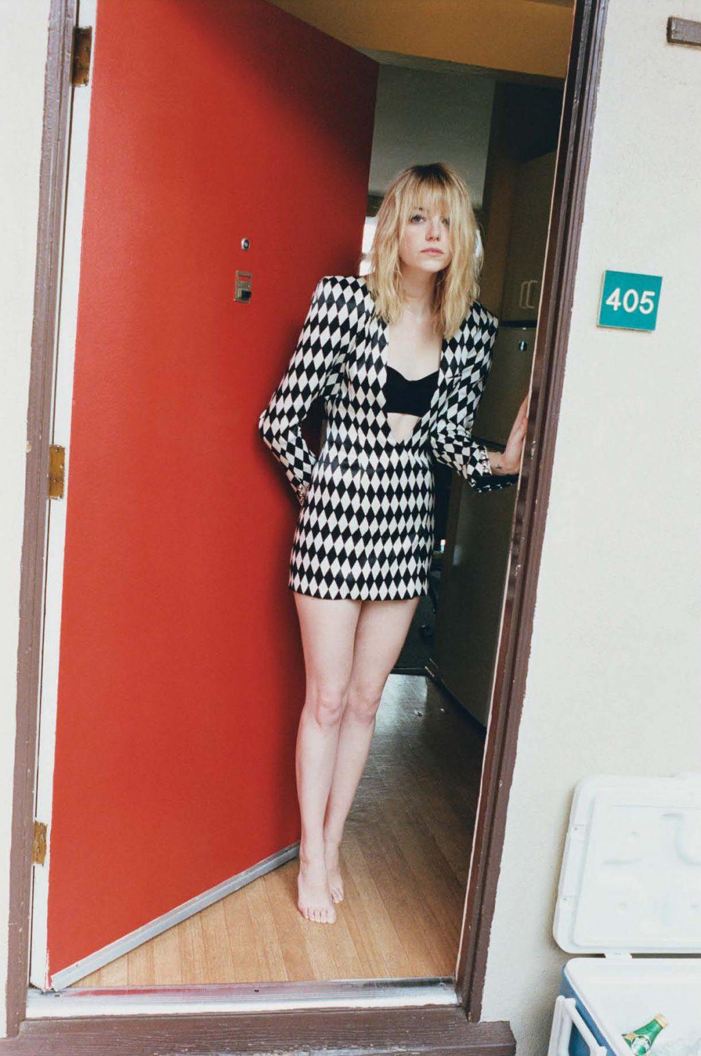 Emma Stone Sexy girlfappening.com 1