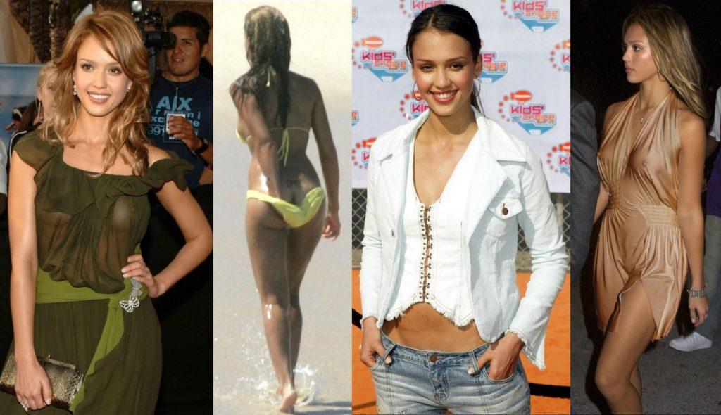 Jessica Alba Hot girlfappening.com 1