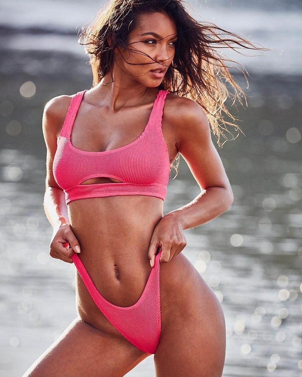 Lais Ribeiro Sexy girlfappening.com 1